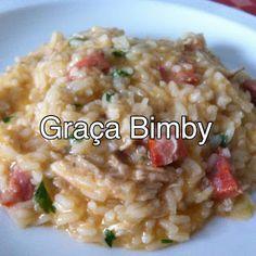 Bimby Truques & Dicas: Arroz de Frango