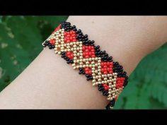 making beaded bracelets Seed Bead Bracelets Tutorials, Beaded Bracelets Tutorial, Beaded Bracelet Patterns, Friendship Bracelet Patterns, Bracelet Designs, Handmade Bracelets, Beading Patterns, Beaded Jewelry, Handmade Jewelry