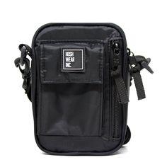 Shoulder Bag Térmica Hoshwear Preta - Hoshwear Inc. Shoulder Bags, How To Wear, Black, Shoulder Bag, Satchel Bag