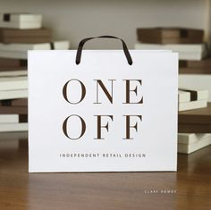 One-Off: Independent Retail Design