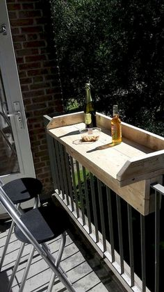 Nice 60 Beautiful Balcony Decorating Ideas https://livinking.com/2017/09/24/60-beautiful-balcony-decorating-ideas/