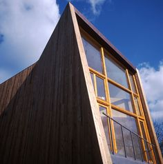 LAMBOO® Architectural and Structural - Engineered Bamboo Technologies Bamboo Building, Bamboo Design, House In The Woods, Golden Gate Bridge, Skyscraper, Multi Story Building, Europe, Architecture, Ea