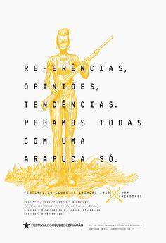 CCSP / Caçadores - Pedro Reis › Art Director