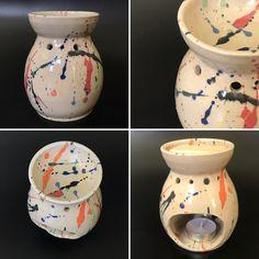 Oil Diffuser, Wax Melts, Vase, Ceramics, Home Decor, Ceramica, Pottery, Decoration Home, Room Decor