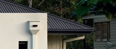 Colorbond 'Monument' (roofing colour in photo)