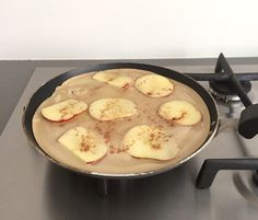 boekweitpannenkoeken Clean Recipes, Clean Meals, Good Morning Sunshine, Griddle Pan, Sugar Free, Paleo, Food And Drink, Low Carb, Treats