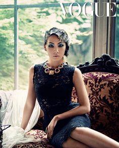 CL // Vogue Korea // July 2013