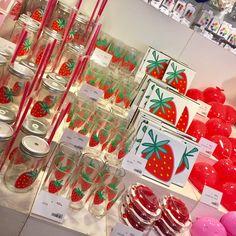 Cherries, Strawberries, Tiger Flying, Flying Tiger Copenhagen, Cute Stationery, Travel Accessories, Apples, Switzerland, Scenery