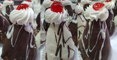 Pirâmides Duo de Chocolate