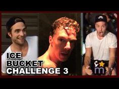53 Celebs ALS Ice Bucket Challenge #3 - Pattinson, Benedict, One Direction, Kristen Stewart - YouTube