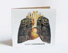 """Check out new work on my @Behance portfolio: """"Album artwork - Le teste degli Altri - Danamaste (2013)"""" http://be.net/gallery/52582439/Album-artwork-Le-teste-degli-Altri-Danamaste-(2013)"""