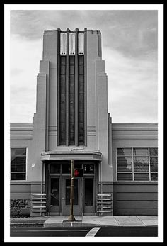 Art Deco Building