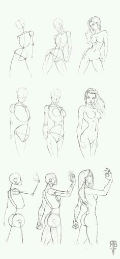 female body shapes - how to draw a Woman - Anatomy - drawing Reference Drawing Practice, Life Drawing, Drawing Tips, Drawing Lessons, Nail Drawing, Drawing Art, Drawing Ideas, Art Drawings, Drawing Tutorials