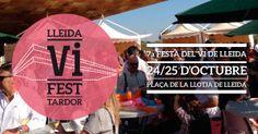 @MercatdelPla @paerialleida #eventosvino #winelover #amantedelvino #Weinliebhaber #megustaelvino #wine #wein #vino #vin #vi #vinho #ardoa