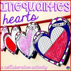 Inequalities Hearts Pennant