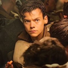 Harry Styles as Alex in Dunkirk - The Number One Movie in the World, and possible Oscar Best Picture winner. Follow rickysturn/harry-styles