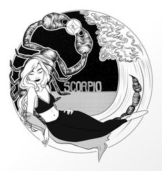Deep and passionate Scorpio is a mystery to most! This sign is directly associated with the underworld and Pluto, and is the most intense sign of the Zodiac. Scorpio Art, Scorpio Woman, Zodiac Art, Zodiac Horoscope, Zodiac Signs, Horoscopes, Pieces And Scorpio, All About Scorpio, Awsome Pictures