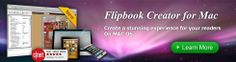 Flip Book Makers - eBook Author solutions for converting PDF or Office files to flippingbook, magazine, brochure, and booklet; Flipbook converter for wide range of platforms including Windows, Mac OS, Android Mobile, App, CD driver, etc.
