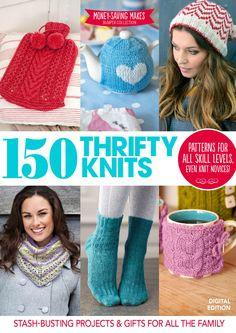 150 Thrifty Knits Issue 1 2014 - 轻描淡写 - 轻描淡写