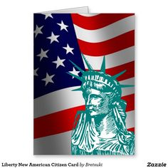 Liberty New American Citizen Card
