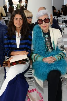 15 Iris Apfel Quotes About Personal Style & Finding Yourself Through It