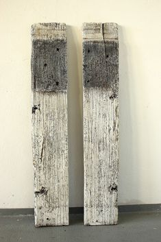 201 6  - j eweils 125  x 22  x 6  cm - Mischtechnik auf Holzbalken  abstrakte,  Kunst,    malerei, Leinwand, painting, abstract,          c...
