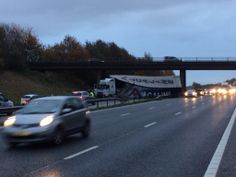 The #M40 / #M42 delays continue due to the earlier incident involving a lorry crossing the central reservation. Normal traffic conditions expected from approx 4pm. Latest info at http://Roadca.ms/1189