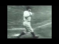 BABE RUTH'S (1932 WS) CALLED HOME RUN SHOT' RARE VIDEO & COMMENTARY - YouTube