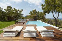 Modern Ibiza Dream Villa Rent Summer Villas