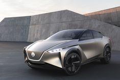 Nissan iMX Kuro concept - Geneva 2018