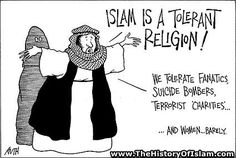 Islam the religion of hate