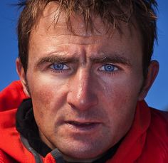 """Ueli Steck (born October 4, 1976 in Langnau im Emmental, Switzerland) is a Swiss rock climber and mountaineer. He is famous for his speed records on the North Face trilogy in the Alps. As an 18-year-old he climbed the north face of the Eiger, and the Bonatti Pillar in the Mont Blanc massif. In June 2004, he climbed the Eiger, Mönch and Jungfrau within 25 hours with Stephan Siegrist. Another success was the so-called """"Khumbu-Express Expedition"""" in 2005."""