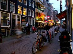 Amsterdam, Holland | 31 Amazing Places To Ride Your Bike
