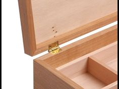 Router Jig for Perfect Hinge Mortises - YouTube