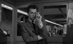 1957: Best Foreign Actor - Tony Curtis nominated for his performance as Sidney Falco in Sweet Smell of Success