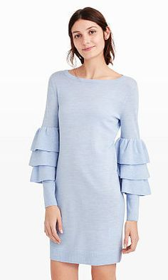 Women | Toibe Sweater Dress | Club Monaco