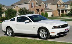 2011 Mustang GT.