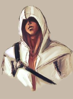 (Altair 02 by ~ameij on deviantART)