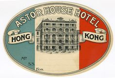 astor house hong kong