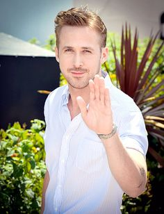 """""""Hey girl, these movies at Cannes are cool and all, but I'd rather be watching you."""""""