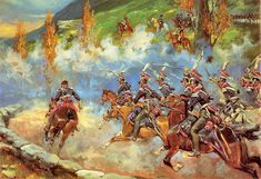 The Charge of the Light Horse at Somosierra