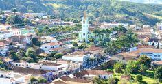 Jacuntiga, Monte Sião, Minas Gerais - BRASIL