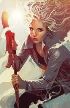 Comic Crypt: Joss Whedon Is Back For 'Buffy the Vampire Slayer Season 12: The Reckoning' This June!