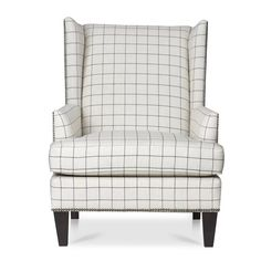 Shop the Lauren Wingback Chair at Perigold, home to the design world's best furnishings for every style and space. Plus, enjoy free delivery on most items. Tufted Bench, Upholstered Dining Chairs, Wingback Chairs, Chair And A Half, Barrel Chair, Toss Pillows, Club Chairs, Room Chairs, Living Room Furniture