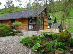 Chata, Pergola, Cabin, House Styles, Places, Home, Decor, Decoration, Outdoor Pergola