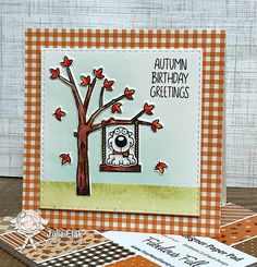 We are hopping! Join in the Your Next Stamp September release fun by hopping along with us and leaving comments as you go. The more blo...