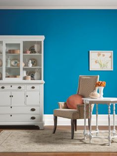 Photo: Courtesy of Glidden | thisoldhouse.com | from Top Colors for 2015, According to Paint Companies CARIBBEAN SEA