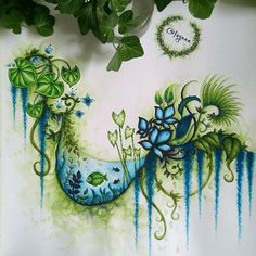 Colouring Gallery Johanna Basford