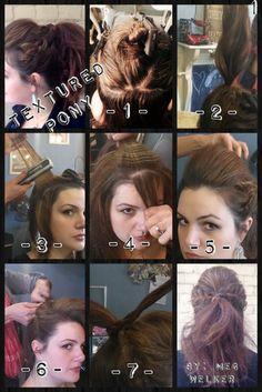 Meghan_Welker2   #GOT #GameofThrones #festivalhair #hairtutorial #coachellahair #sexyhair #howto #DYI #Tutorial #Concerthair