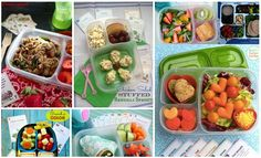 Make a Healthy Lunch This Food Revolution Day! via JaimeOliver.com